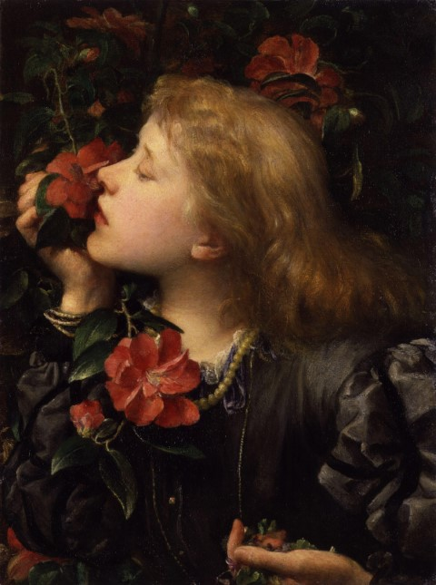 Dame Alice Ellen Terry Choosing by George Frederic Watts Small