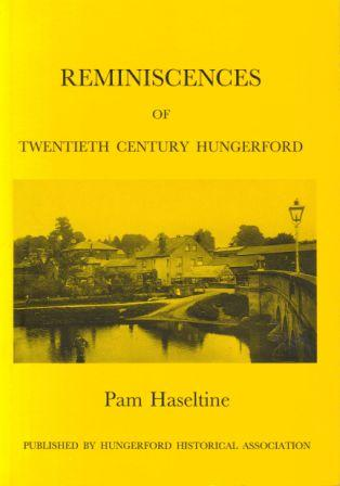 Reminiscences Cover w